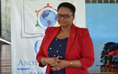 NGO donates school supplies to top NGSA students