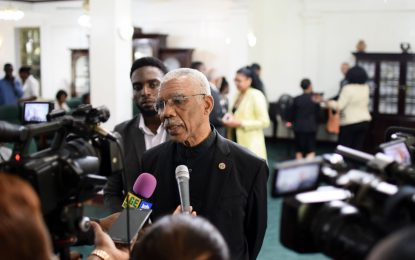 """Department of Energy head """"fit and proper"""" – President Granger"""
