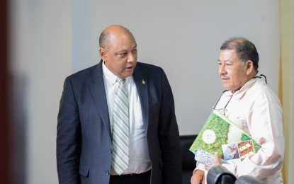 Natural Resources Ministry to explore mercury alternatives with Suriname