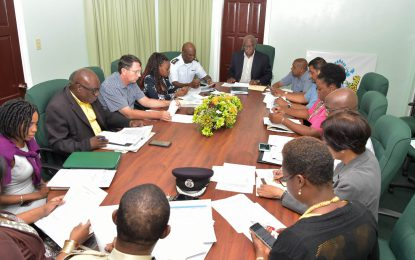 Government identifies plot for humanitarian centre in Region One