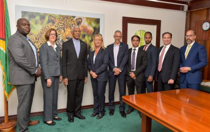 'Guyana is open for business in all sectors'