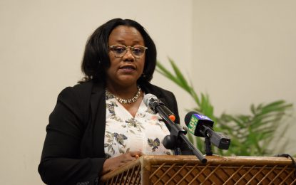 Safety of workers must be priority – Min. Broomes