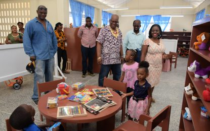 Wismar youth lands UG Early Childcare Scholarship