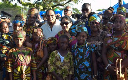 'Look forward and grasp opportunities ahead' – PM Nagamootoo urges Afro-Guyanese