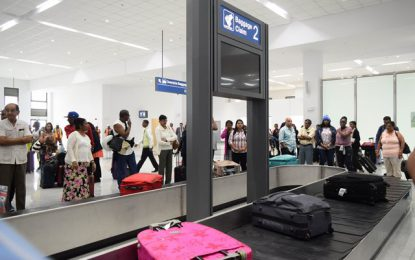 CJIA tests New Arrival Terminal
