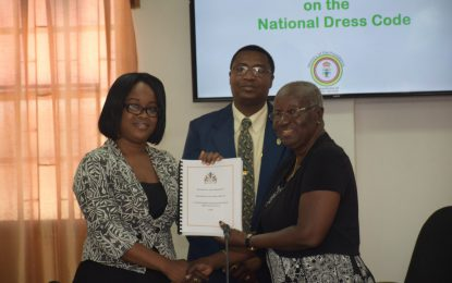 Govt receives Dress Code Committee report