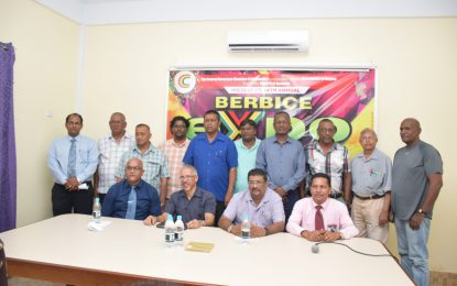 'Berbice means business' – Min. Gaskin at expo launch