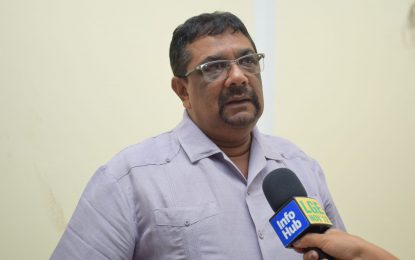 Infrastructure projects 50% complete in Berbice