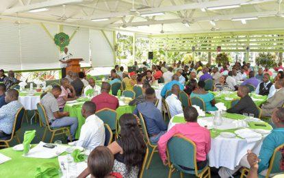 President Granger pledges support to Guyana Police Force Band