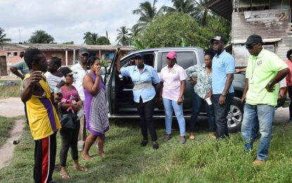 CH&PA to collaborate with private sector to assist Kwakwani residents