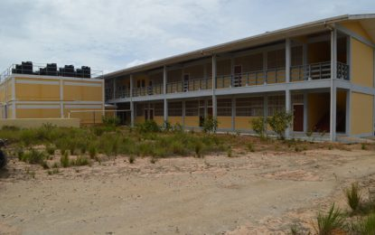 Kato Secondary all set to house 200+ students from Sept 3