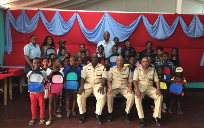 'D' Division leading the way in community engagement projects