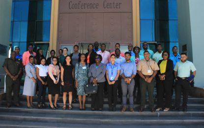 Workshop hosted to advance national disaster risk management work programme