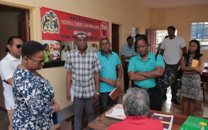 Retired community health worker grooming youths for career in health