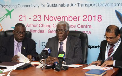 ICAO tackling climate change with new policies