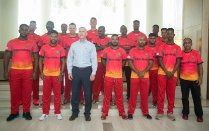 Amazon Warriors geared up to win CPL T20 title.