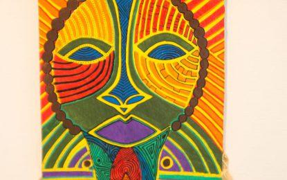 Tracy Douglas' art captivates