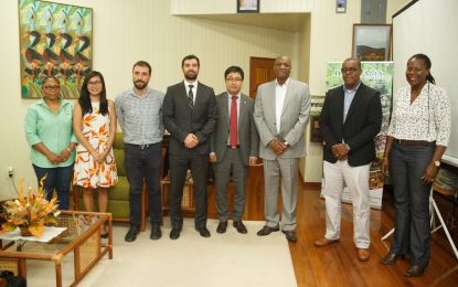 Govt building citizens' capacity to manage natural resources – Min. Harmon