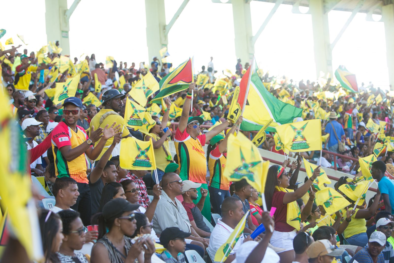 Warriors' bowlers hold off St. Lucia Stars in nail-biting finish to win