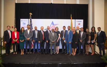 AmCham Guyana to promote trade and encourage regulator changes