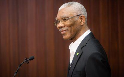 President Granger supports GECOM reform