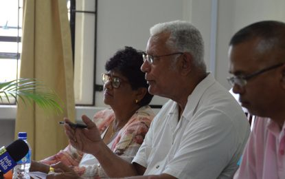 Agri Minister slams non-payment of farmers by Essequibo millers