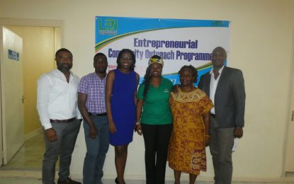 Linden small-scale entrepreneurs prepare for oil and gas