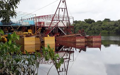 EPA to assess mining in Demerara River