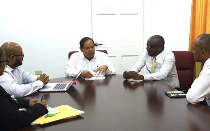 Prime Minister convenes emergency meeting with GNNL officials