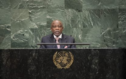 Statement by the Foreign Minister at the 73rd United Nations General Assembly