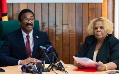 Hosting of CLE meetings comes at important juncture in Guyana's development – AG Williams