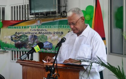"""Green Economy initiative to highlight new paths for Guyana's Development""  –Holder"