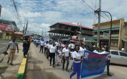 Linden hosts grand parade for Child Protection Week