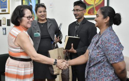 Demerara Bakery to collaborate with First Lady to host robotic camps