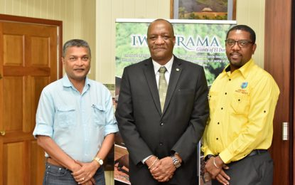 Minister of State meets with President of Cricket West Indies