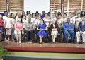 First Lady attends closing ceremony of Guyana Early Childhood Education Project