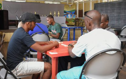 Fostering cohesion through friendly competition