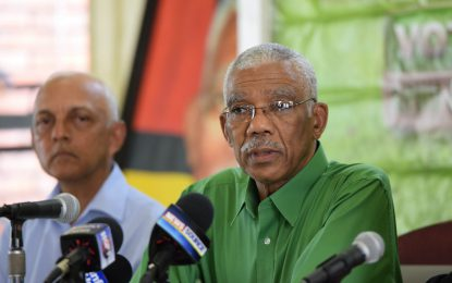 """""""From despair to democracy""""- Pres. Granger says LGE vehicle of democratic renewal"""