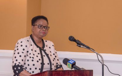 Multisectoral approach key to battling drug abuse – Min. Lawrence