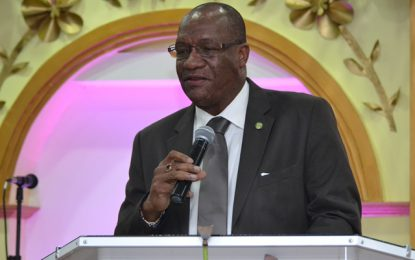 Church, faith-based organisations must play greater role in social cohesion, national unity- Min. Harmon