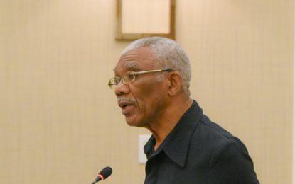 President Granger calls for non-discriminatory admissions to regional law schools