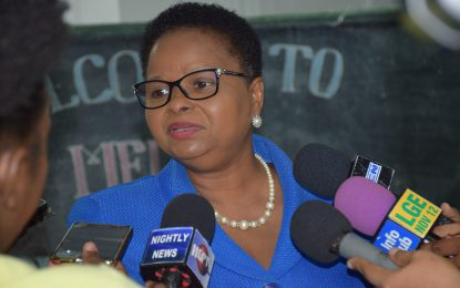 "Govt committed to ensuring ""we keep our population safe from diseases"" – Min. Lawrence"