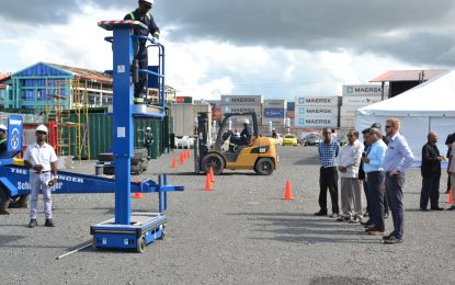 TOTALTEC equipping Guyanese for the oil and gas industry