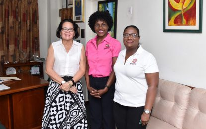 First Lady to be Patron of Women's World T20 Tournament