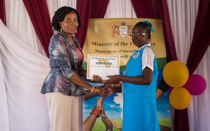 Dochfour-Greenfield students honoured for excelling at national examinations