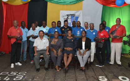 Passenger boat operators honoured for exemplary safety practices