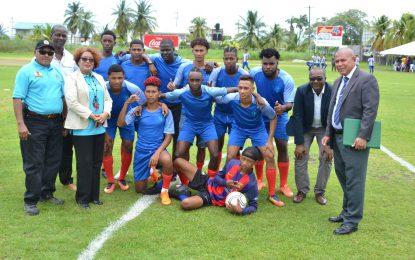 Heritage Games kick off