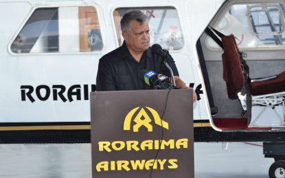 Roraima Airways commissions third trislander