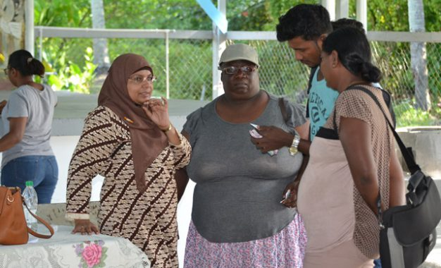 East Bank Berbice residents sensitised about benefits of collaboration