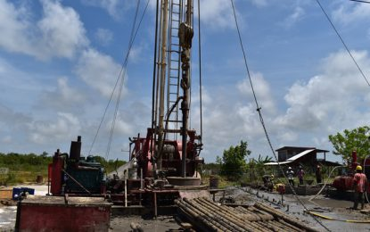 October Eyed as New Completion Date for Port Mourant Well